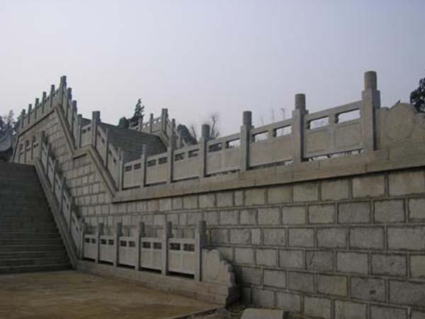 石栏杆案例