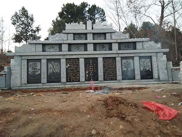 墓碑加工使用案例